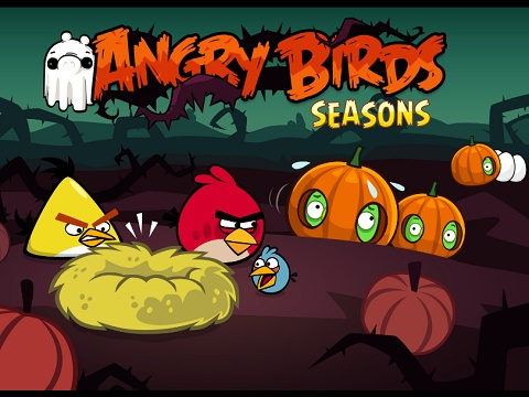 Angry Birds Season 2.0: Beat all the enemies!