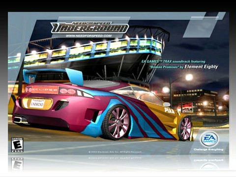 Need for Speed Underground 2: Awesome 3D Race Game